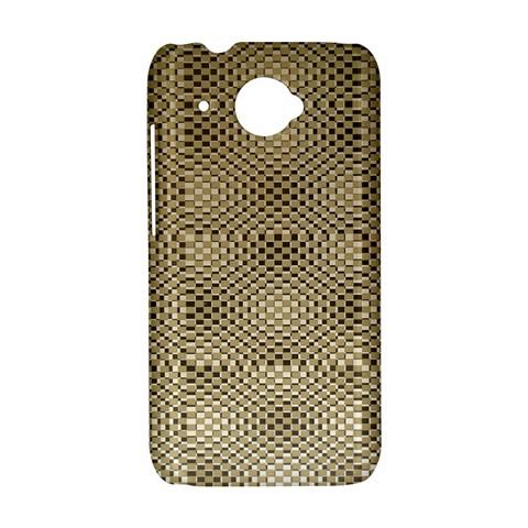 Fashion Style Glass Pattern HTC Desire 601 Hardshell Case