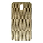 Fashion Style Glass Pattern Samsung Galaxy Note 3 N9005 Hardshell Back Case Front