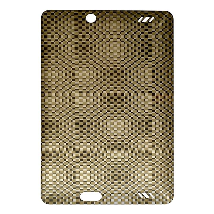 Fashion Style Glass Pattern Amazon Kindle Fire HD (2013) Hardshell Case