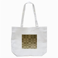 Fashion Style Glass Pattern Tote Bag (White)