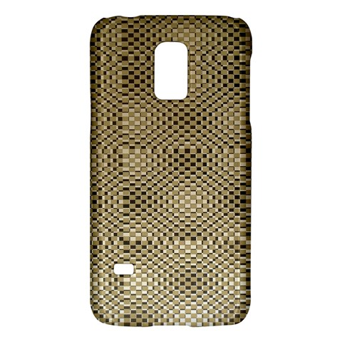 Fashion Style Glass Pattern Galaxy S5 Mini