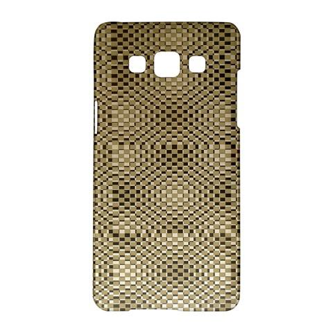 Fashion Style Glass Pattern Samsung Galaxy A5 Hardshell Case