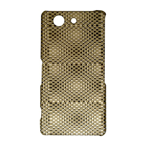Fashion Style Glass Pattern Sony Xperia Z3 Compact