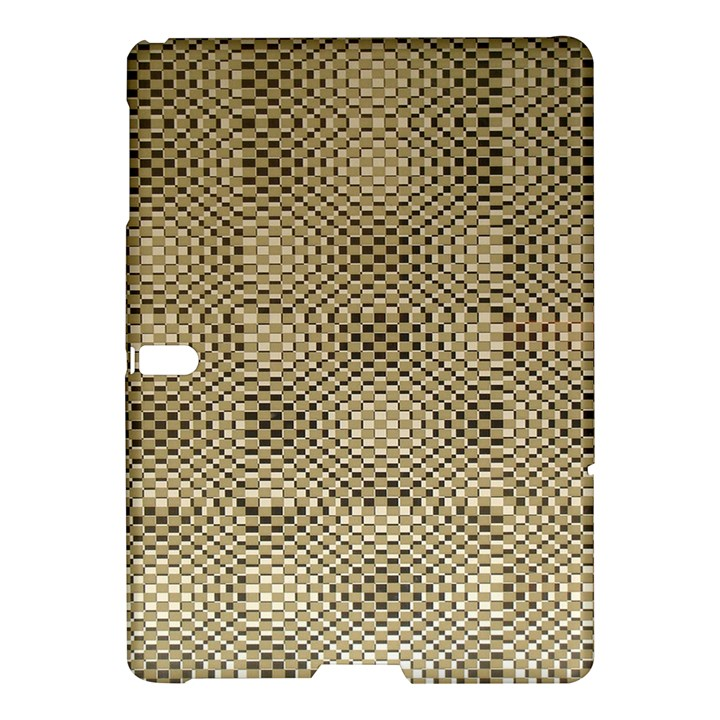 Fashion Style Glass Pattern Samsung Galaxy Tab S (10.5 ) Hardshell Case