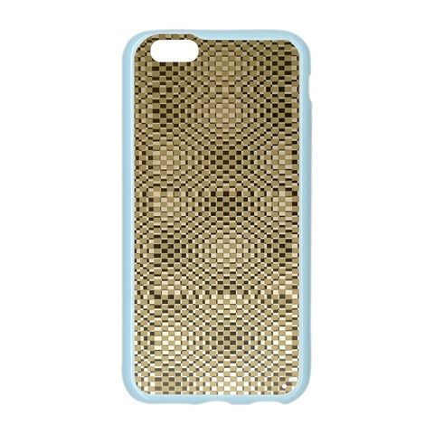 Fashion Style Glass Pattern Apple Seamless iPhone 6/6S Case (Color)