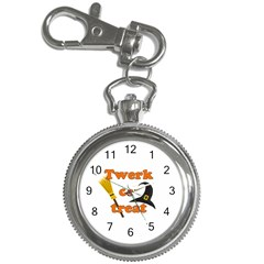 Twerk or treat - Funny Halloween design Key Chain Watches