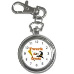 Twerk or treat - Funny Halloween design Key Chain Watches Front