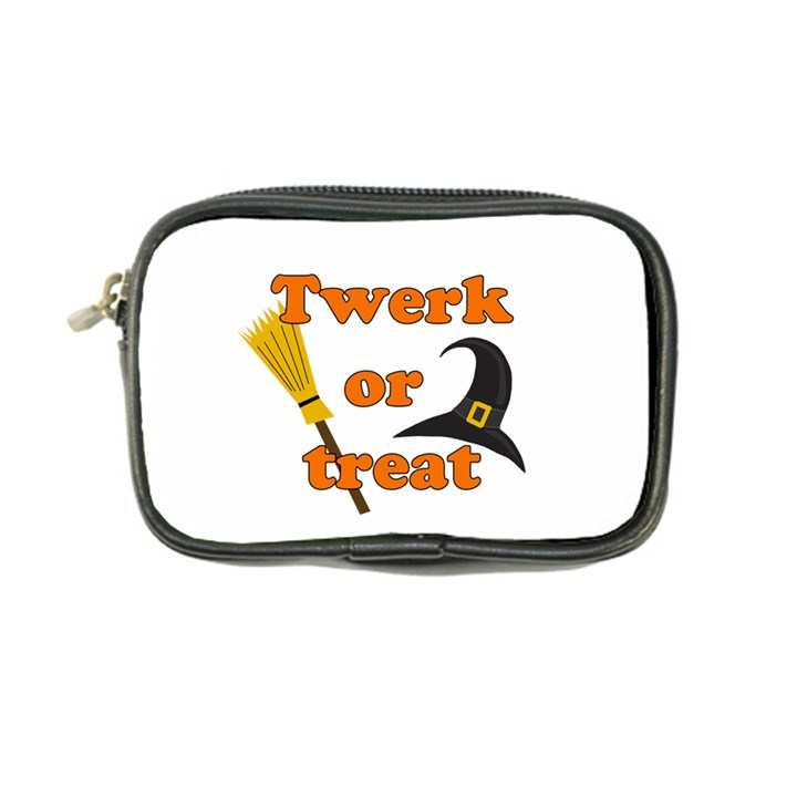 Twerk or treat - Funny Halloween design Coin Purse