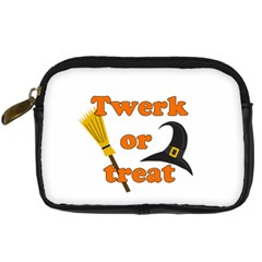 Twerk Or Treat   Funny Halloween Design Digital Camera Cases