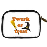 Twerk or treat - Funny Halloween design Digital Camera Cases Back