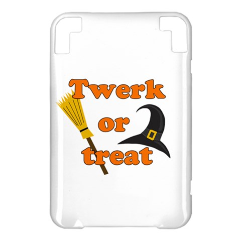 Twerk or treat - Funny Halloween design Kindle 3 Keyboard 3G