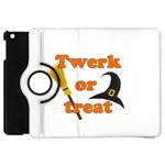 Twerk or treat - Funny Halloween design Apple iPad Mini Flip 360 Case Front