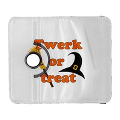 Twerk Or Treat   Funny Halloween Design Samsung Galaxy S  Iii Flip 360 Case