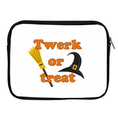 Twerk Or Treat   Funny Halloween Design Apple Ipad 2/3/4 Zipper Cases
