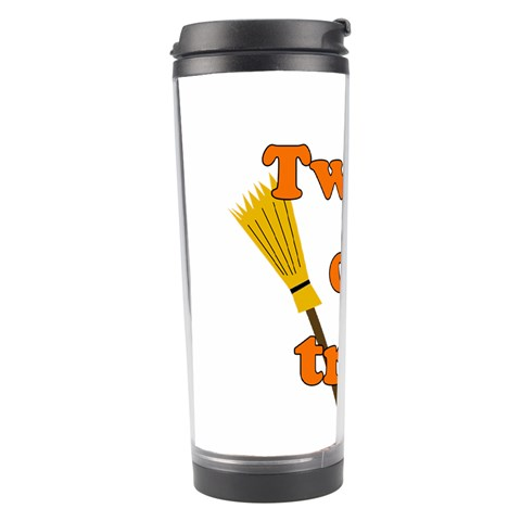 Twerk or treat - Funny Halloween design Travel Tumbler