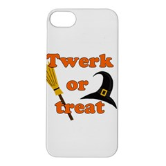 Twerk Or Treat   Funny Halloween Design Apple Iphone 5s/ Se Hardshell Case