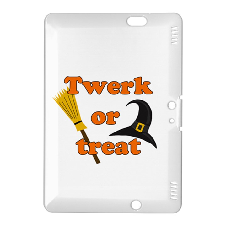 Twerk or treat - Funny Halloween design Kindle Fire HDX 8.9  Hardshell Case