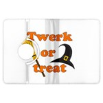 Twerk or treat - Funny Halloween design Kindle Fire HDX Flip 360 Case Front