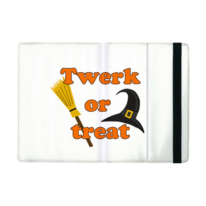 Twerk or treat - Funny Halloween design iPad Mini 2 Flip Cases