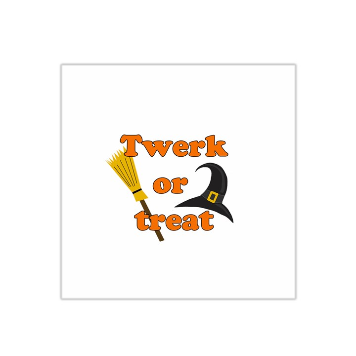 Twerk or treat - Funny Halloween design Satin Bandana Scarf