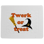 Twerk or treat - Funny Halloween design Jigsaw Puzzle Photo Stand (Rectangular) Front