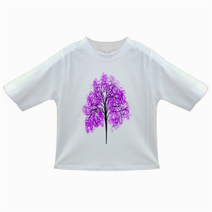 Purple Tree Infant/Toddler T-Shirts