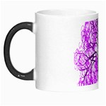 Purple Tree Morph Mugs Left