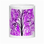 Purple Tree Morph Mugs Center