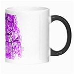 Purple Tree Morph Mugs Right