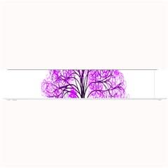Purple Tree Small Bar Mats