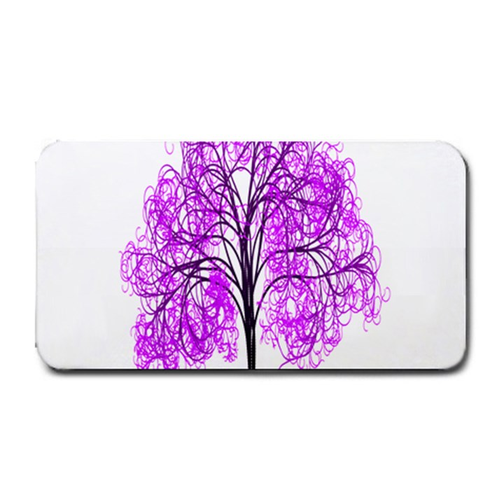 Purple Tree Medium Bar Mats