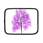 Purple Tree Netbook Case (Small)  Front