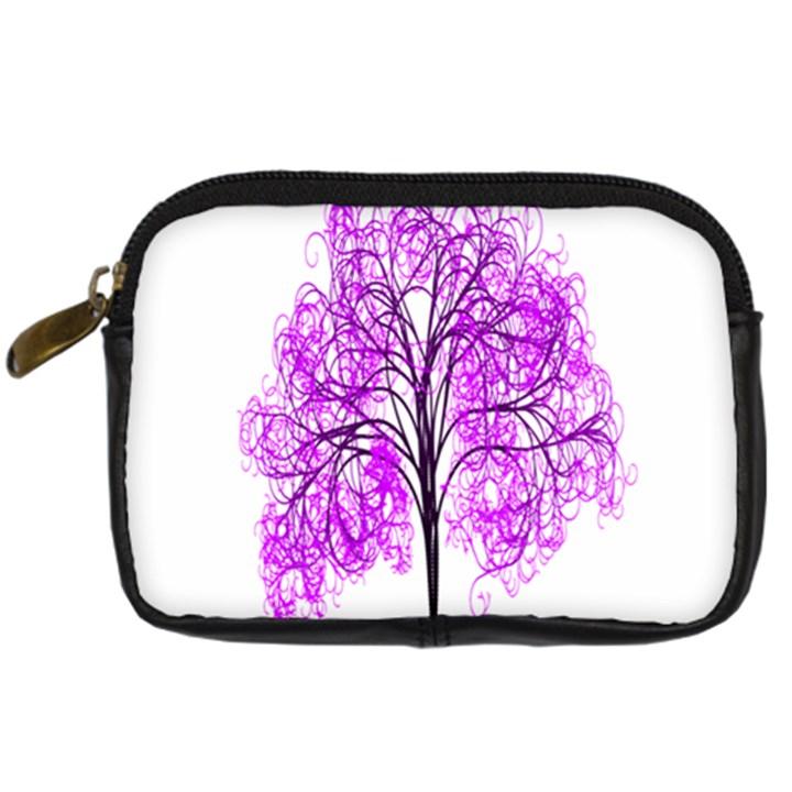 Purple Tree Digital Camera Cases