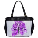 Purple Tree Office Handbags Front