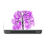 Purple Tree Memory Card Reader with CF Front