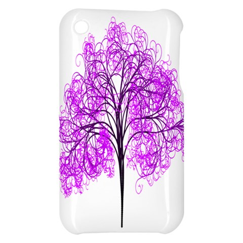 Purple Tree Apple iPhone 3G/3GS Hardshell Case