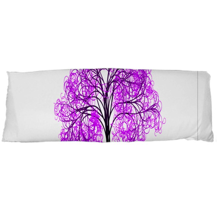Purple Tree Body Pillow Case (Dakimakura)