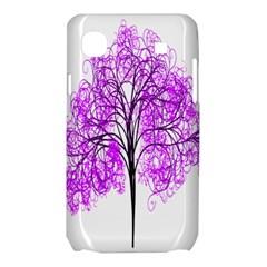 Purple Tree Samsung Galaxy SL i9003 Hardshell Case