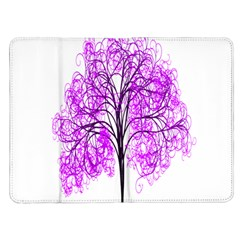 Purple Tree Kindle Fire (1st Gen) Flip Case