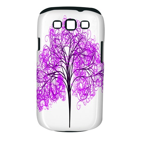 Purple Tree Samsung Galaxy S III Classic Hardshell Case (PC+Silicone)