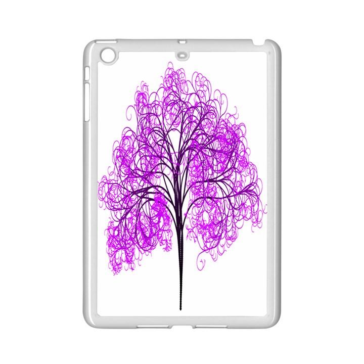 Purple Tree iPad Mini 2 Enamel Coated Cases