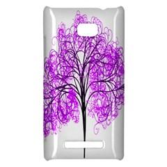 Purple Tree HTC 8X