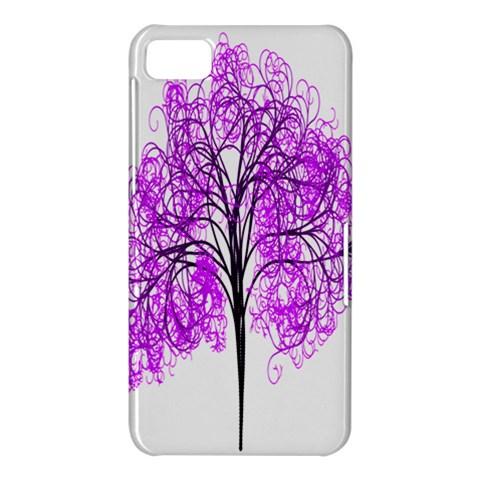Purple Tree BlackBerry Z10