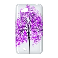 Purple Tree HTC Desire VC (T328D) Hardshell Case
