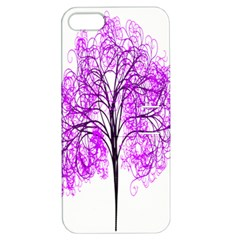 Purple Tree Apple iPhone 5 Hardshell Case with Stand