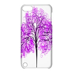 Purple Tree Apple iPod Touch 5 Hardshell Case with Stand