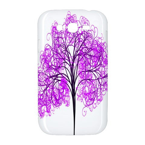 Purple Tree Samsung Galaxy Grand DUOS I9082 Hardshell Case