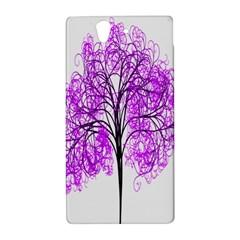 Purple Tree Sony Xperia Z