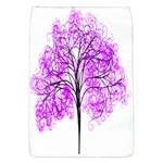 Purple Tree Flap Covers (S)  Front