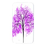 Purple Tree Samsung Note 2 N7100 Hardshell Back Case Front
